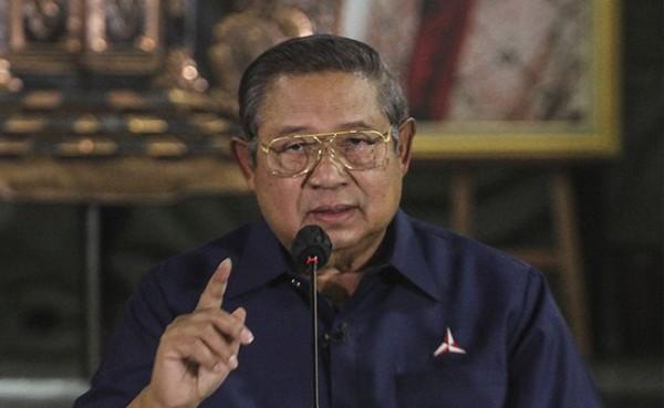 Susilo Bambang Yudhoyono (SBY) (Foto: Instagram/@pdemokrat)