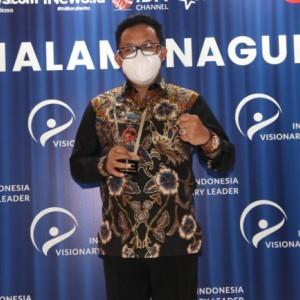 Bawa Nama Baik Kota Malang, Sutiaji Dinobatkan menjadi Leader In Smart Governance