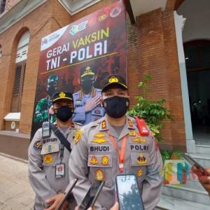Liga 3 Jatim akan Digelar November 2021, Polresta Malang Kota Lakukan Percepatan Vaksinasi