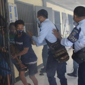 Usai Kebakaran Lapas Tangerang, Lapas Malang Simulasi Evakuasi Kebakaran