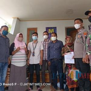 Ambil Bantuan Tunai, Warga Desa Plampaan Wajib Divaksin Terlebih Dulu