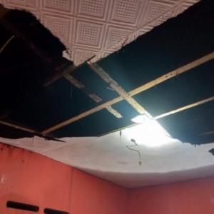 Hujan Intensitas Tinggi Akibatkan Atap Rumah Warga di Kota Batu Ambrol Tak Bisa Dihuni