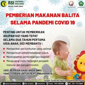 Imbauan Penting Dokter Anak RSI Unisma, Simak ya Mom's