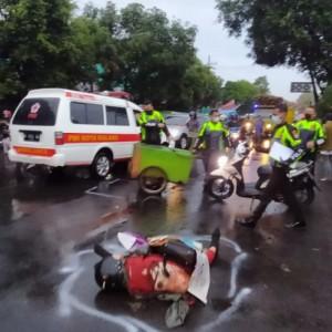 Kasihan, Pengendara Wanita Ini Tewas di Jalan, Lawannya Kabur Dicari Polisi