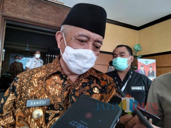 Bupati Malang HM. Sanusi. (Foto: Riski Wijaya/MalangTIMES).