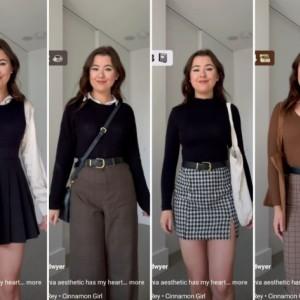 Inspirasi Dark Academy Aesthetic Style, Bisa Dipakai untuk Daily Outfit Nih