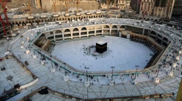 Masjidil Haram (AbdelGhaniBashir/AFP)