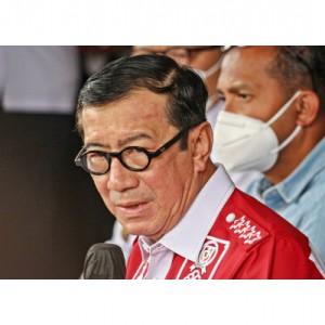 Imbas Kebakaran Lapas Tangerang, Menkumham Yasonna Didesak Mundur