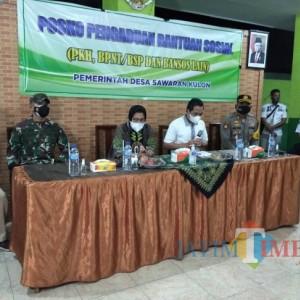 Penyidik Turun ke Sawaran Kulon Untuk Pemeriksaan Saksi Terkait PKH