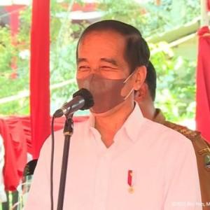 Gelak Tawa Warga Kala Presiden Jokowi Bertemu dengan Joko Widodo