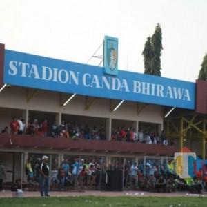 Pembangunan Lampu Stadion Canda Bhirawa Ditargetkan Rampung November 2021
