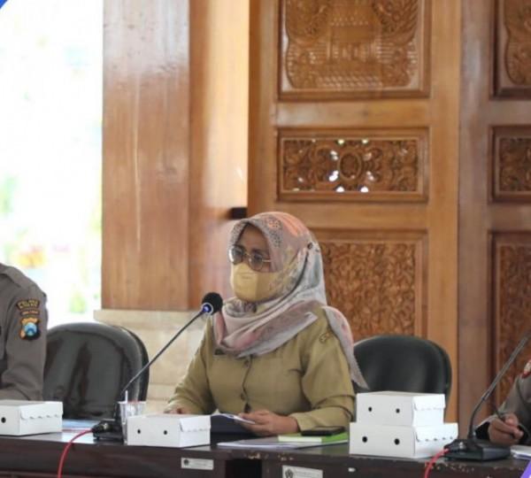 Asisten Pemerintahan dan Kesra Setda Pemkab Blitar, Tuti Komaryati.(Foto : Istimewa/Pemkab Blitar)