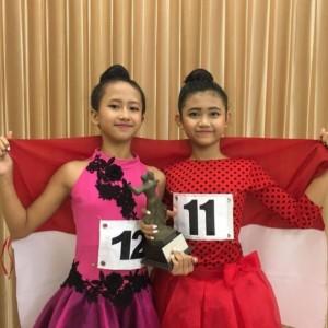 Hadiah Haornas, Dua Atlet Dansa Kota Malang Persembahkan Prestasi Internasional