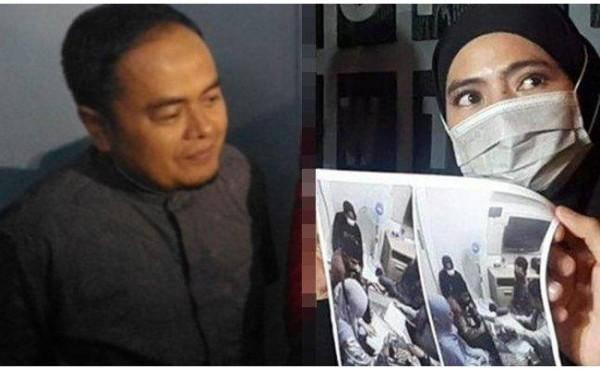 Ayah Taqy Malik, Mansyardin Malik - Marlina Octaria (Foto: Tribunnews)