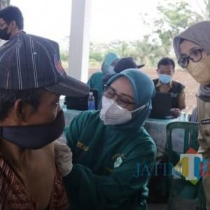 Vaksinasi Covid-19 di Kabupaten Blitar Capai 43 Persen, Pelajar Jadi Prioritas