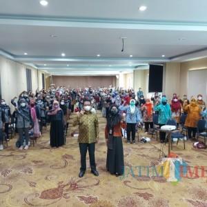 BPJS Kesehatan bersama Komisi IX DPR RI Sosialisasikan Program JKN-KIS Kepada 200 KPM