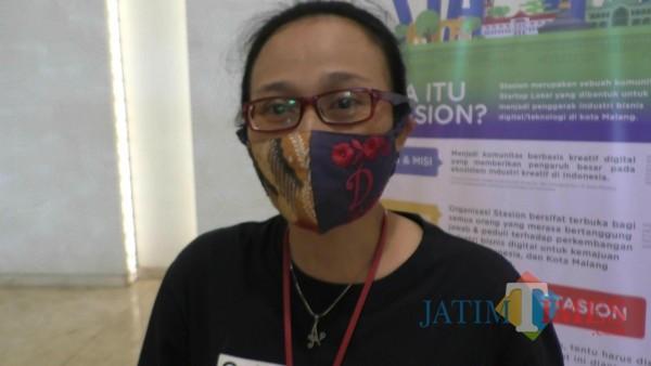 Kepala Bappeda Kota Malang, Dwi Rahayu. (Foto: Dokumentasi JatimTIMES).