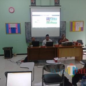 DPC FKDT Tuban Gelar Pelatihan Operator Pendataan Madin dan Guru