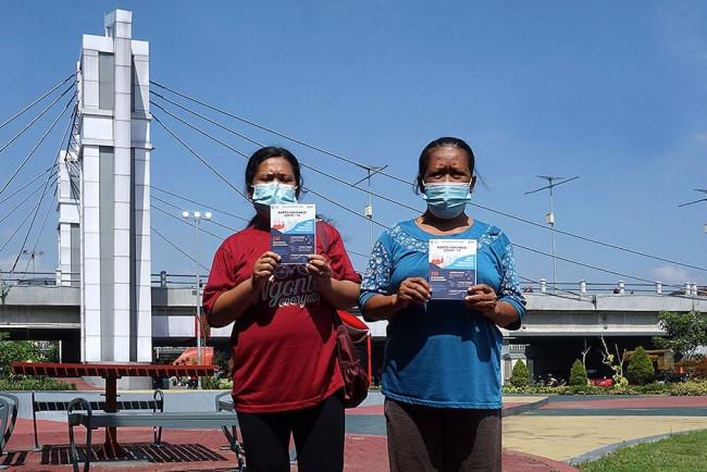 Pencapaian vaksinasi juga menjadi indikator pengukuran asesmen tersebut. (Foto: Dok Pemkot Kediri)