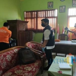 Sekolah Dasar di Jombang Diobok-obok Maling, Perangkat Elektronik Senilai Rp 30 Juta Raib