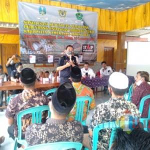 Masyarakat Desa Klompang Barat Antusias Ikuti Sosialisasi Cukai