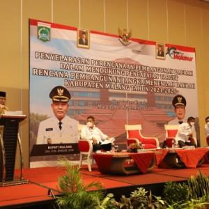Pemkab Malang Siapkan Beberapa Langkah Strategis Sukseskan RPJMD
