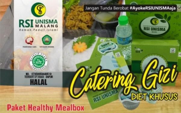 Catering gizi RSI Unisma (ist)