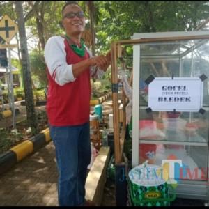 Berbekal Resep Ibu, Mantan Penjual Tanaman Hias ini Sukses Berjualan Nasi Pecel Bledek