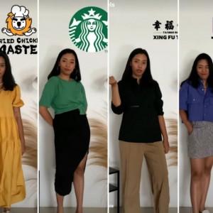 Bosen dengan Look Itu-itu Aja? Cobain Yuk, Outfit Inspired By Fast Food Restaurant Ini!