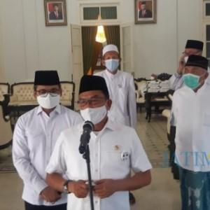 Moeldoko Kunjungi Bangkalan, Apresiasi Penanganan Covid-19