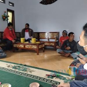 Tepis Dugaan Penyelewengan Bantuan Keluarga Sejahtera, Koordinator Datangi Warga Penerima