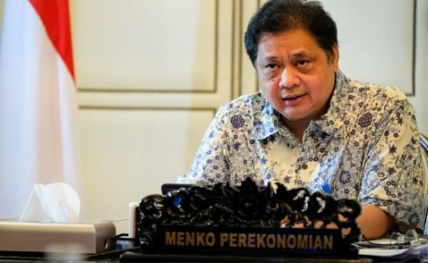 Menko Perekonomian Airlangga Hartarto (Foto: Dok Istimewa)