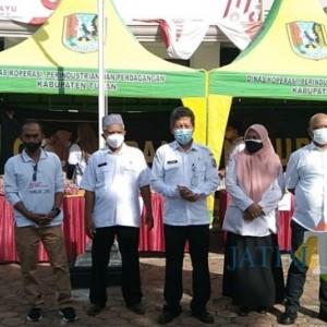 Pasar Murah Kabupaten Tuban Diserbu, Komoditi Pangan Dijual Murah