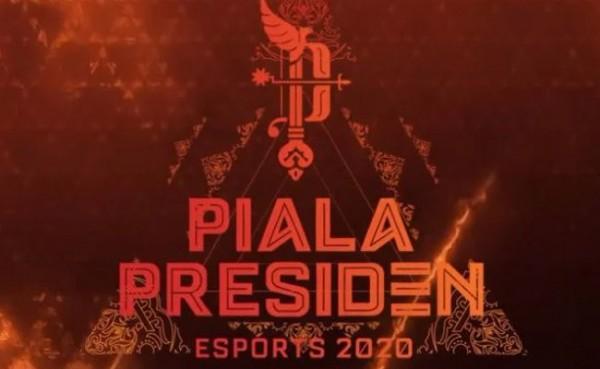 Piala Presiden Esports 2020 (Foto: Indosport.com)