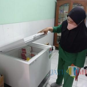 Polresta Malang Kota Miliki Tempat Penyimpanan Vaksin, Tampung hingga 7.000 Dosis