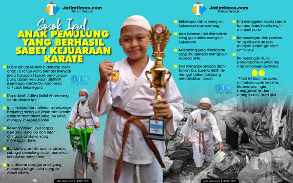Kisah Anak Pemulung yang Berhasil Juarai Lomba Karate, Ingin Jadi Polisi