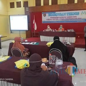DP3AKB Kabupaten Ngawi Tingkatkan Kapasitas Petugas Pendamping Perlindungan Perempuan dan Anak