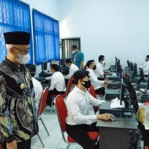 Tembus 2032 Pendaftar, Peminat PPPK di Bondowoso Membludak