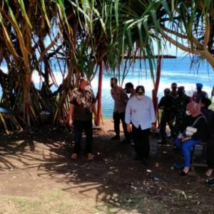 Genjot Kunjungan Wisatawan, Akses Jalan Menuju Pantai Pacar Tulungagung Diresmikan