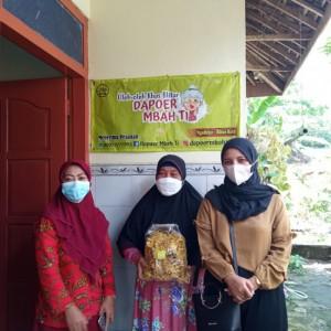 Dosen Unisba Blitar Turun ke Masyarakat, Sosialisasi Pembukuan Keuangan Sederhana bagi Pelaku Usaha Rumahan