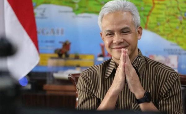 Gubernur Jawa Tengah Ganjar Pranowo (Foto: JPNN)