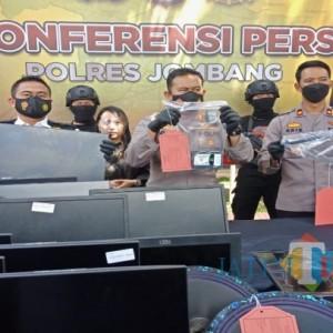 Kuras Harta 23 Sekolah, Spesialis Pembobol di Jombang Berhasil Dilumpuhkan Polisi