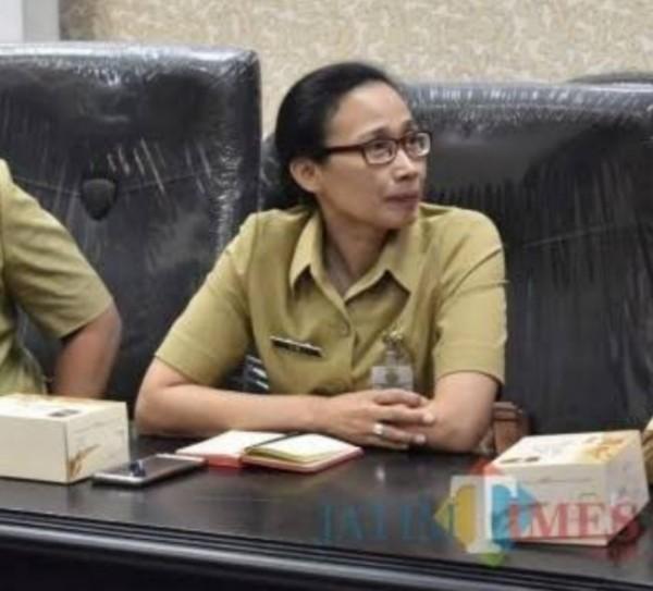 Kepala Badan Perencanaan dan Pembangunan Daerah (Bappeda) Kota Malang, Dwi Rahayu. (Foto: Dokumentasi JatimTIMES).