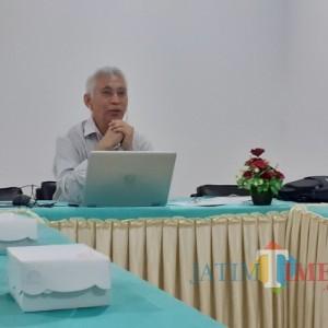 Genjot Destinasi Wisata Halal Kota Malang, Prof Bisri Berbagi Strategi kepada UMK untuk Peroleh Sertifikasi Halal