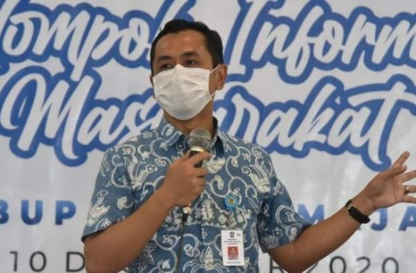 Kepala Dinas Kominfo Lumajang Yoga Pratomo (Foto : Kominfo Lumajang)
