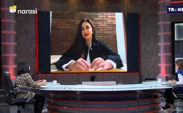 Mata Najwa (Foto: YouTube)