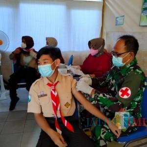 Sepekan 15 Ribu Dosis Vaksin Habis, Ketersediaan Stok Vaksin Jadi Kendala Terciptanya Herd Immunity di Tuban