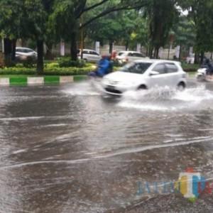 10 Kawasan Rawan Banjir Jadi Prioritas Dinas Pekerjaan Umum Tahun Ini