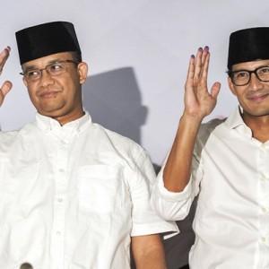 Heboh Usulan Anies-Sandi CLBK di Pilpres 2024, Ini Tanggapan Para Tokoh Politik