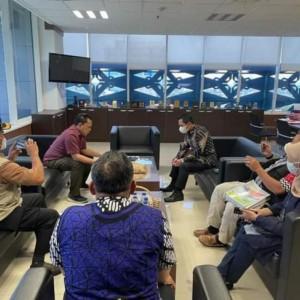 Datangi BNPB, Cak Thoriq Minta Bantuan Korban Gempa Segera Diberikan